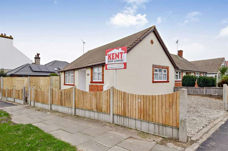 2 Bedrooms Semi Detached Bungalow for sale in Cobblers Bridge Road, Herne Bay