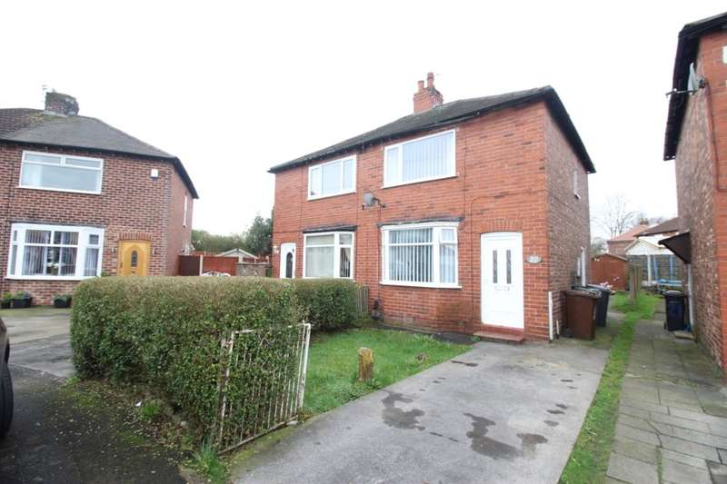 2 Bedrooms Semi Detached House for rent in Fernley Avenue, Denton, Manchester, M34