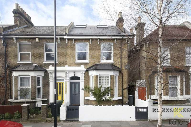 4 Bedrooms End Of Terrace House for sale in Malpas Road, Brockley