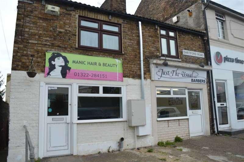 Commercial Property for sale in Dartford Road, Basement, Dartford