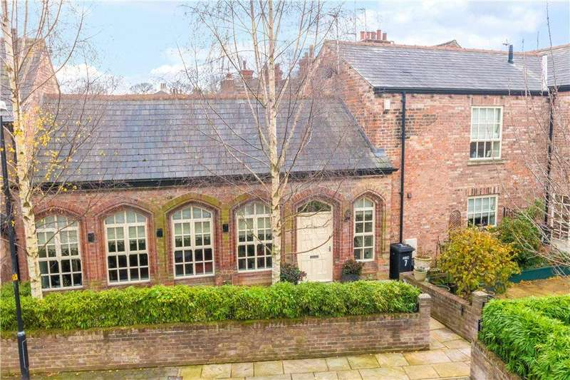3 Bedrooms Unique Property for sale in All Saints Square, Ripon, North Yorkshire