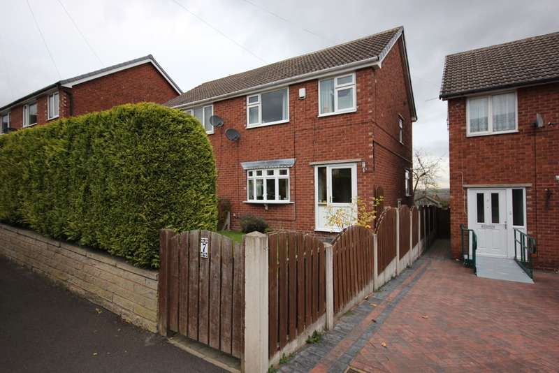 3 Bedrooms Semi Detached House for sale in Church View, Sheffield S13