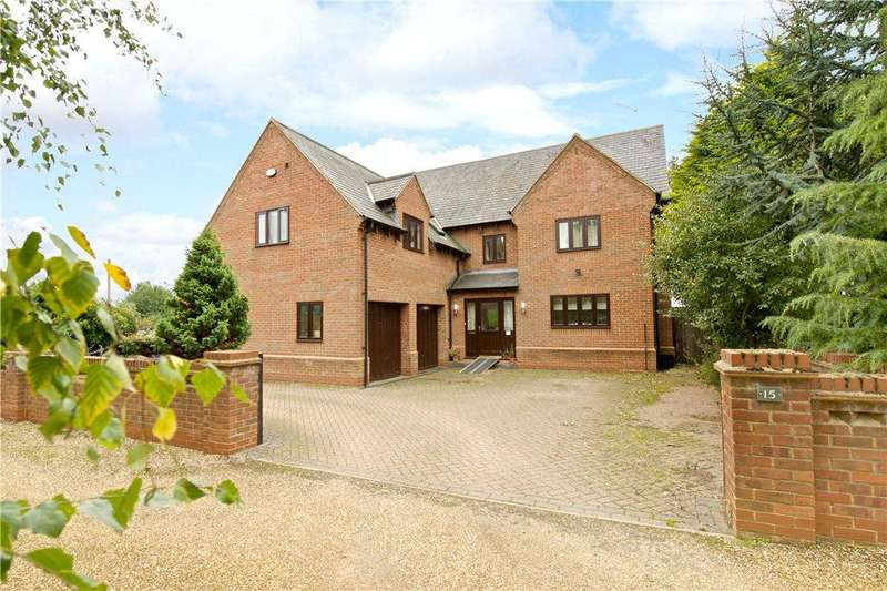 6 Bedrooms Detached House for sale in Watling Street West, Fosters Booth, Towcester, Northamptonshire
