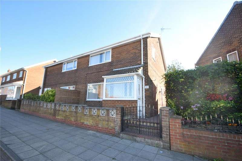 3 Bedrooms Semi Detached House for sale in High Street, Easington Lane, DH5