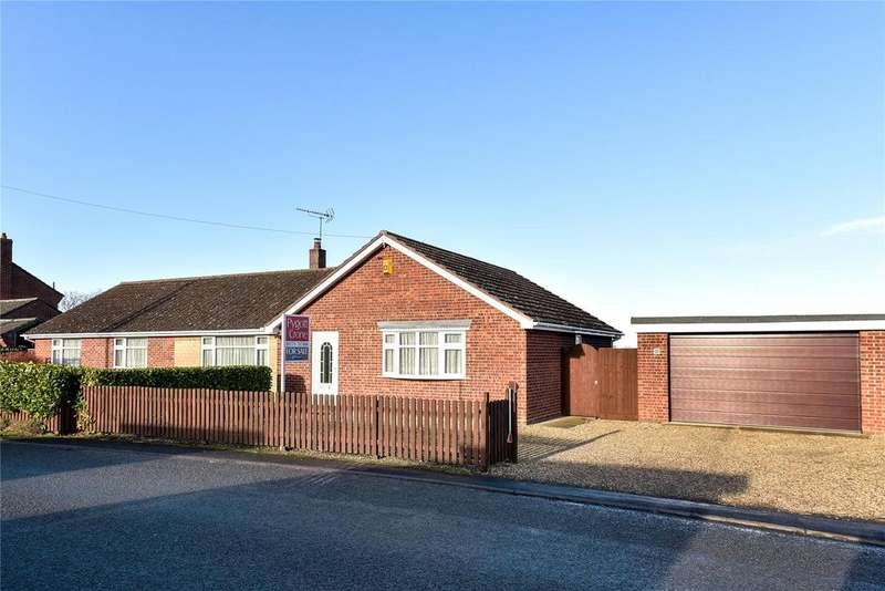 4 Bedrooms Detached Bungalow for sale in Jekils Bank, Holbeach St Johns, PE12
