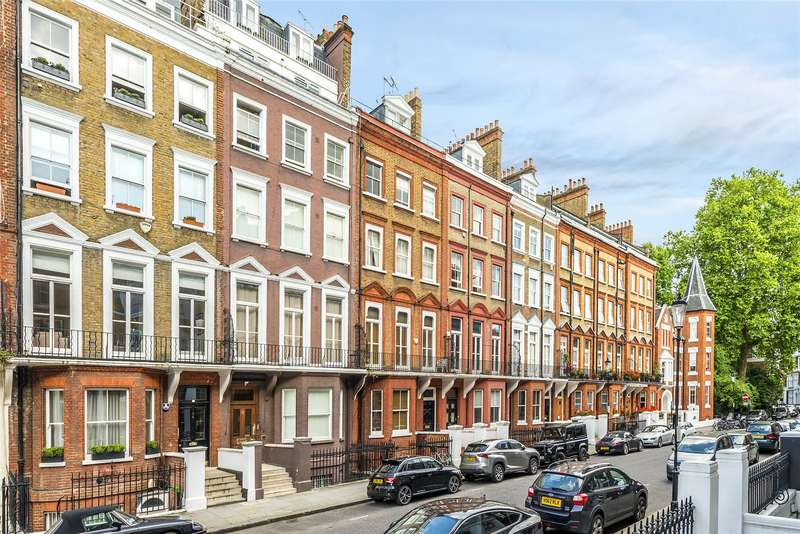 2 Bedrooms Flat for sale in Roland Gardens, South Kensington, London, SW7