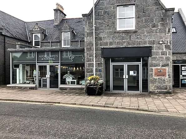 Retail Property (high Street) Commercial for sale in 59 Main Street, Alford, Aberdeenshire, AB33