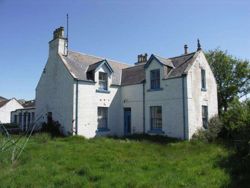 Detached House for sale in Low Barnultoch, Lochans, Stranraer, DG9