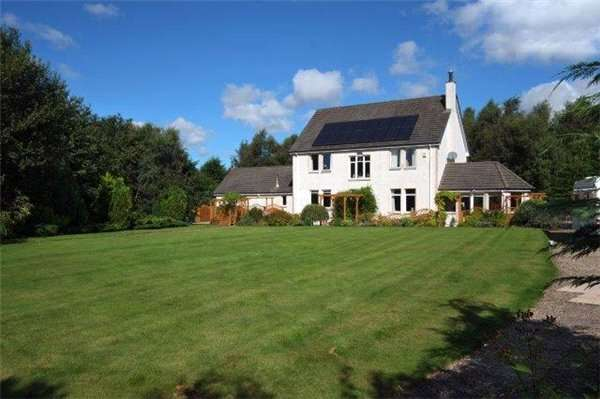 4 Bedrooms Detached House for sale in Fairfield House, South Troves, Elgin, Moray, IV30