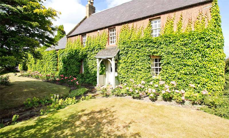 4 Bedrooms Detached House for sale in Maxwellheugh Cottage, Jedburgh Road, Kelso, Scottish Borders, TD5