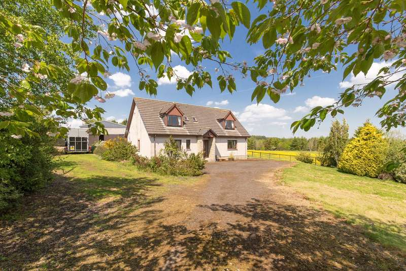 4 Bedrooms Equestrian Facility Character Property for sale in Brampton House, Wicks Of Baiglie, Glenfarg, Perth, Perthshire, PH2