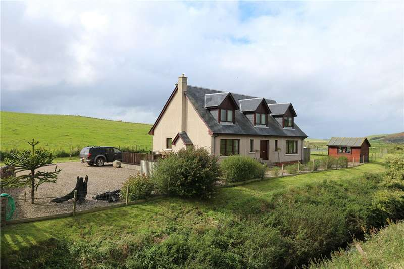 4 Bedrooms Detached House for sale in Brookfield Holdings, Drumore, Campbeltown, Argyll & Bute, PA28