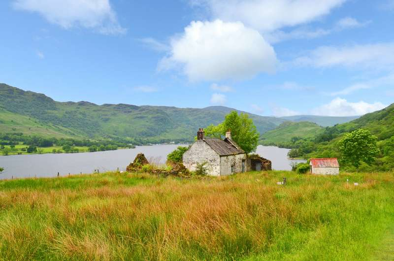 Detached House for sale in Doune Cottage, Ardlui, Arrochar, Argyll & Bute, G83