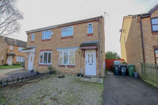 3 Bedrooms Semi Detached House for sale in 47 Lark Road, Watlington