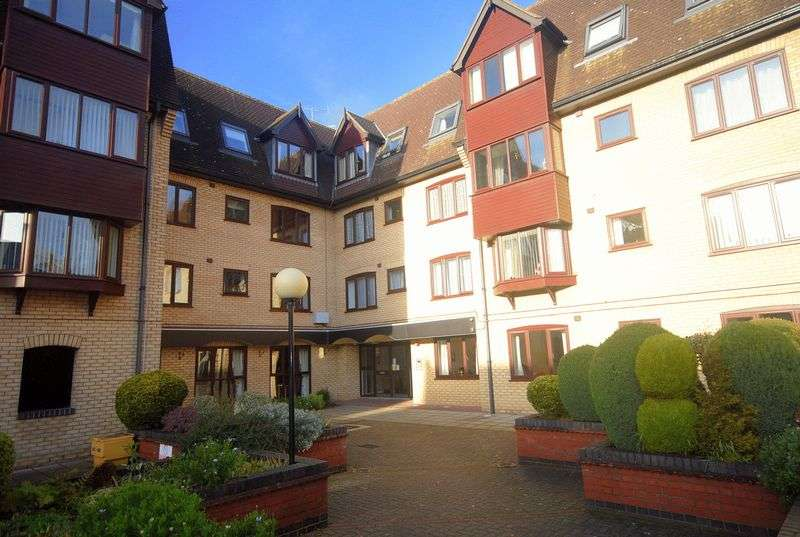 1 Bedroom Property for sale in Cavendish Court, Norwich, NR1 1HX