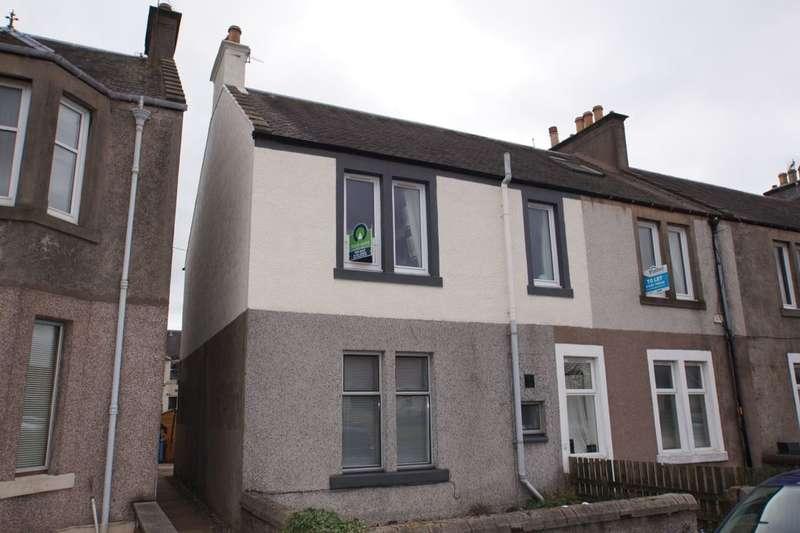 2 Bedrooms Flat for sale in Durward Street, Leven, KY8