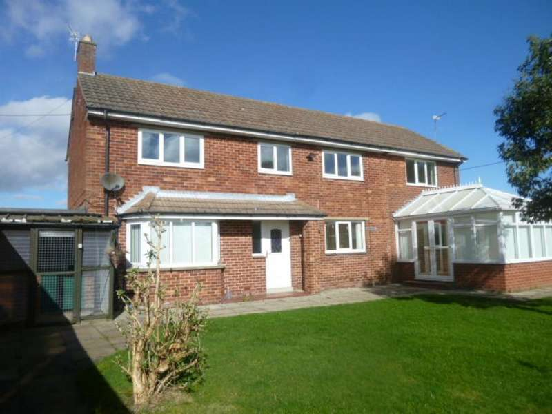 5 Bedrooms Detached House for rent in Whitefield Farm, Red Row, Northumberland, NE61