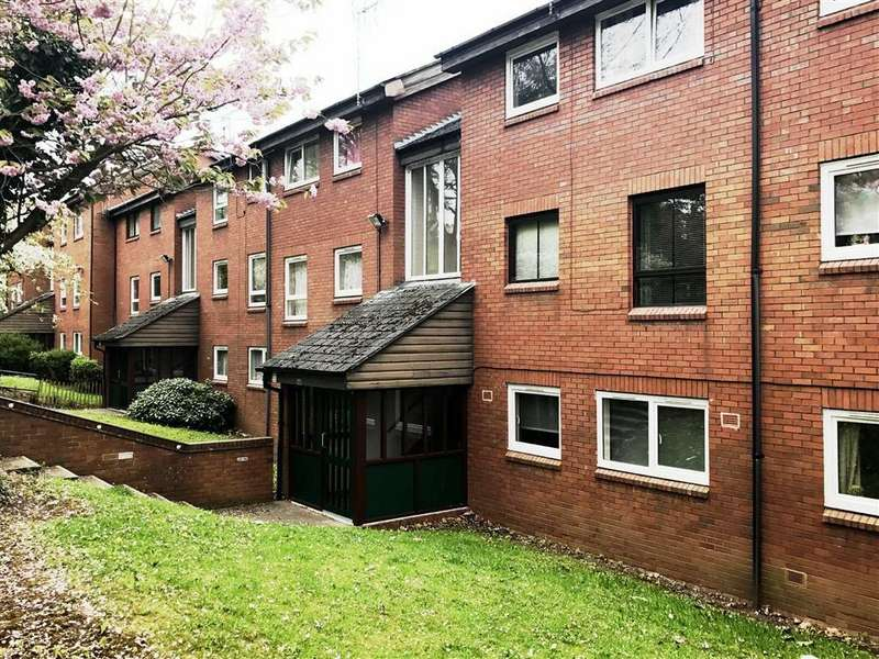 2 Bedrooms Flat for sale in Park Hill Court, Leicester, LE2