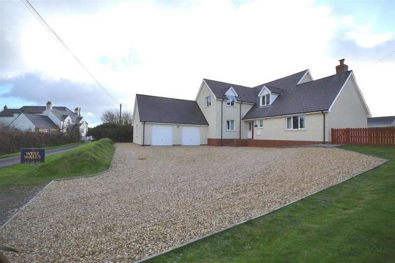 5 Bedrooms Detached House for sale in Marloes