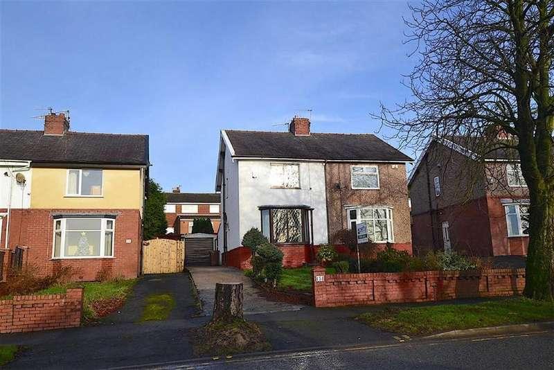 2 Bedrooms Semi Detached House for sale in Casterton Avenue, Burnley, Lancashire