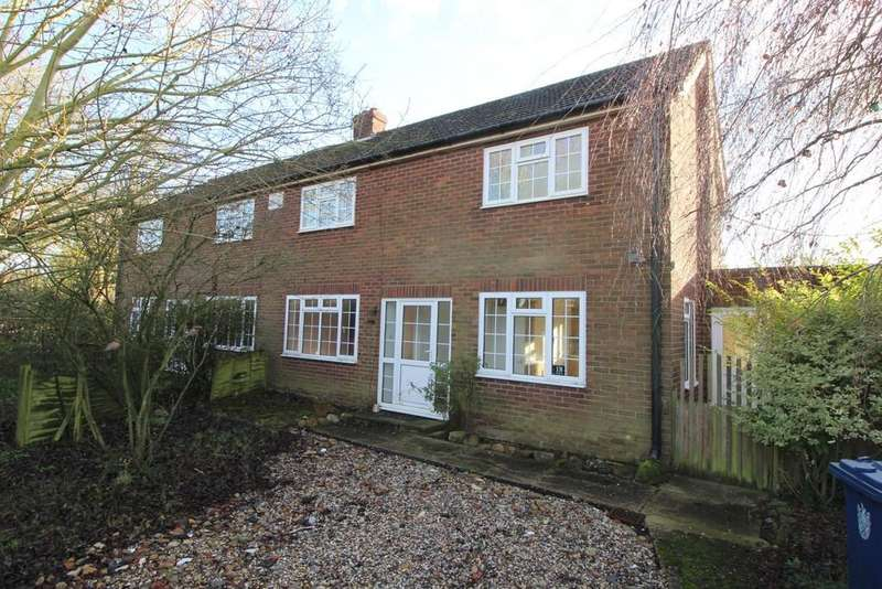 3 Bedrooms Semi Detached House for rent in Mill Road, West Wratting