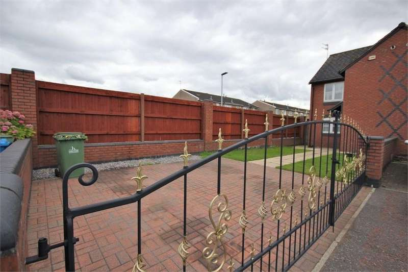 3 Bedrooms Semi Detached House for sale in Brandon, Widnes, Cheshire