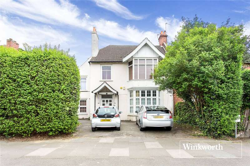 2 Bedrooms Flat for sale in High Road, Whetstone, London, N20