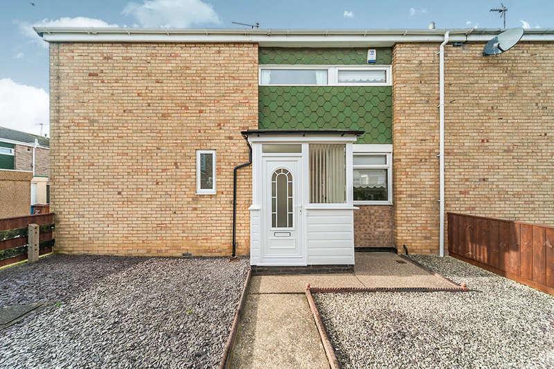 3 Bedrooms Terraced House for sale in Ashworthy Close, Bransholme, Hull, HU7