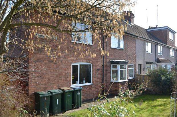3 Bedrooms End Of Terrace House for sale in Cornwall Road, Coventry City Centre, West Midlands, Coventry