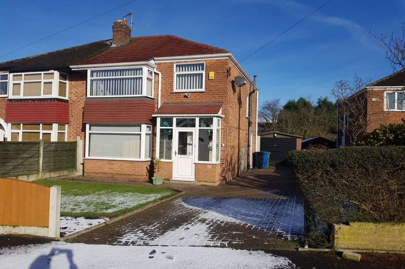 3 Bedrooms Semi Detached House for sale in Mona Avenue, Heald Green, Cheadle, SK8