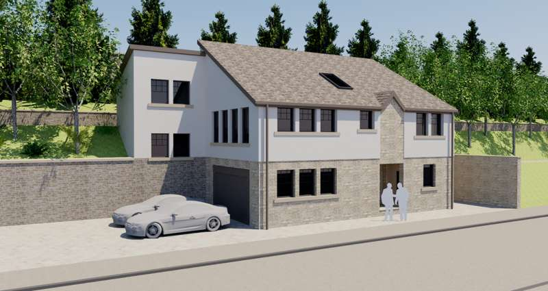 4 Bedrooms Land Commercial for sale in Kirkton Terrace, Carnoustie, DD7 7BZ