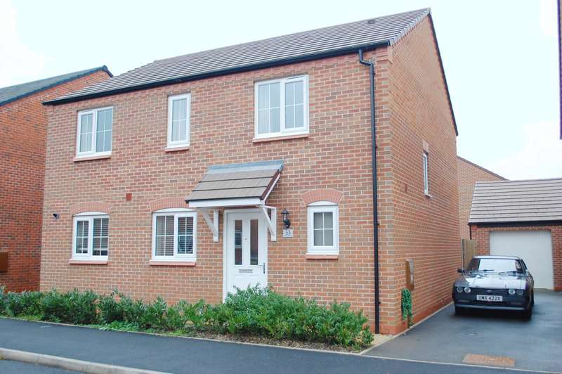 4 Bedrooms Detached House for sale in Chestnut Way, Bidford On Avon, B50