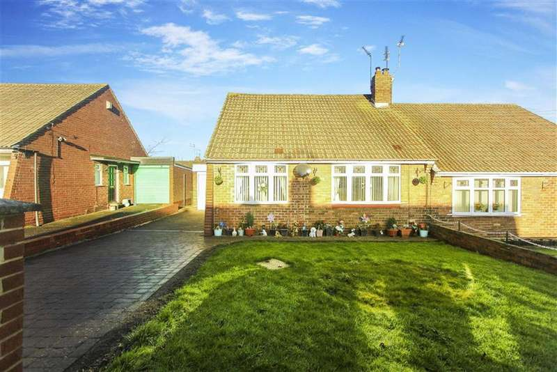 2 Bedrooms Bungalow for sale in Falloden Avenue, Newcastle Upon Tyne