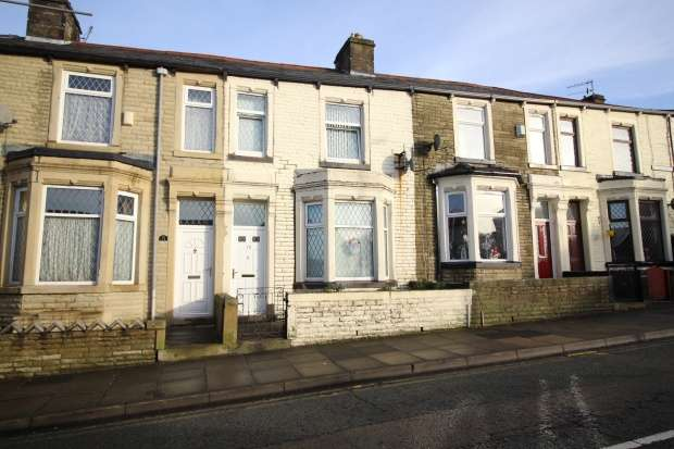 3 Bedrooms Terraced House for sale in St. Matthew Street, Burnley, Lancashire, BB11 4JU