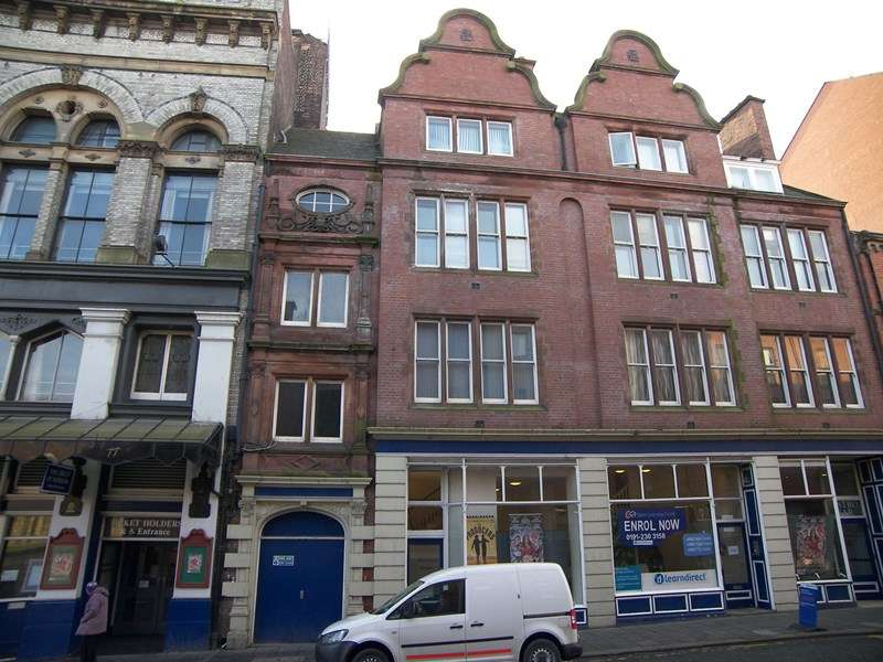 2 Bedrooms Apartment Flat for sale in 115 Westgate Road, City Centre, Newcastle upon Tyne, Tyne and Wear, NE1 4BD
