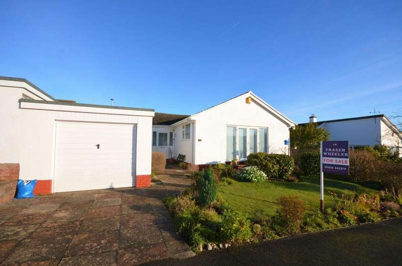 3 Bedrooms Bungalow for sale in Underwood Close, Dawlish, EX7