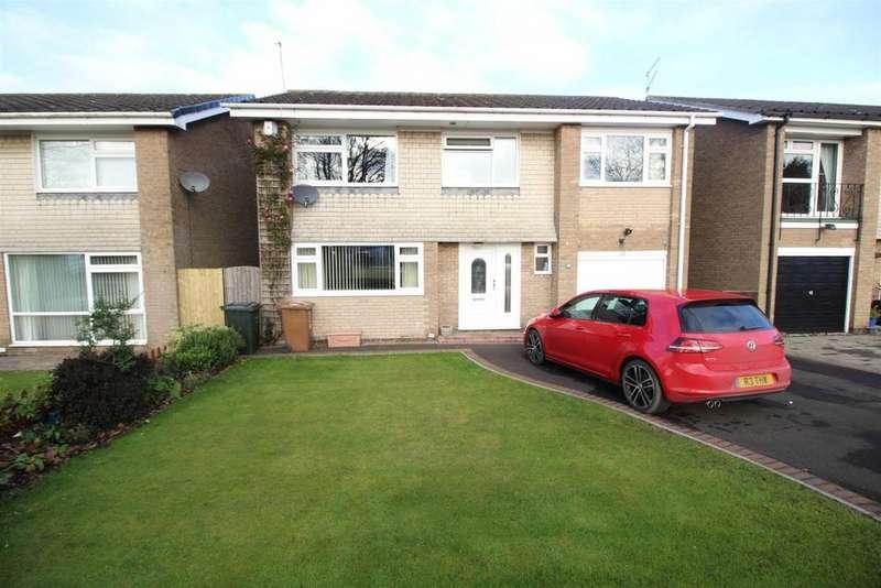 4 Bedrooms Detached House for rent in Dunsley Gardens, Dinnington