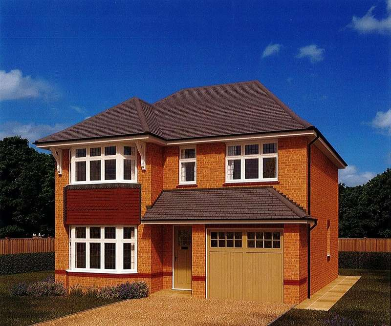 4 Bedrooms Detached House for sale in Carnegie Court, Park View, Bassaleg, Newport