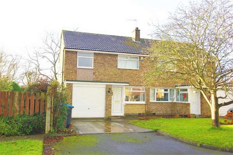 3 Bedrooms Semi Detached House for sale in Riversdene, Stokesley