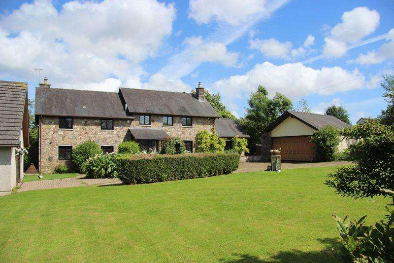 5 Bedrooms Equestrian Facility Character Property for sale in Five Lanes, Caerwent