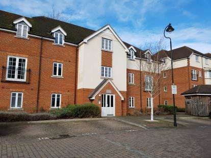 2 Bedrooms Flat for sale in Peppermint Road, Hitchin, Hertfordshire, England