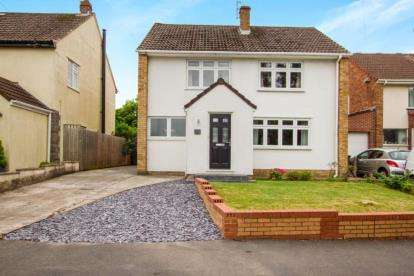 3 Bedrooms Detached House for sale in Badminton Road, Downend, Bristol, Gloucestershire