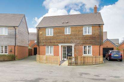 4 Bedrooms Detached House for sale in Theedway, Leighton Buzzard, Bedford, Bedfordshire