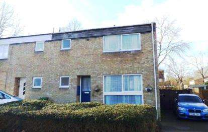3 Bedrooms Semi Detached House for sale in Essenden Court, Galley Hill, Milton Keynes, Bucks
