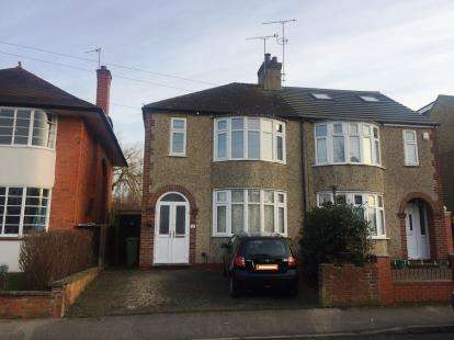 3 Bedrooms Semi Detached House for sale in Marina Drive, Wolverton, Milton Keynes, Buckinghamshire