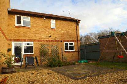 2 Bedrooms End Of Terrace House for sale in Langdyke, Peterborough, Cambridgeshire