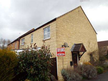 1 Bedroom End Of Terrace House for sale in The Bramblings, Bicester, Oxfordshire