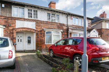 3 Bedrooms Terraced House for sale in Northleigh Road, Ward End, Birmingham, West Midlands