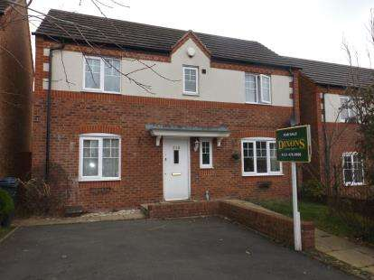 3 Bedrooms Detached House for sale in Ley Hill Farm Road, Northfield, Birmingham, West Midlands