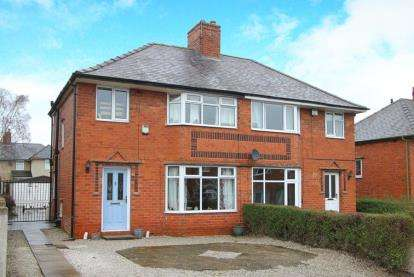 3 Bedrooms Semi Detached House for sale in Selhurst Road, Chesterfield, Derbyshire